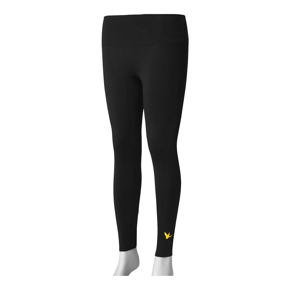 M/G WOMENS ANGEL LEGGINGS BLACK